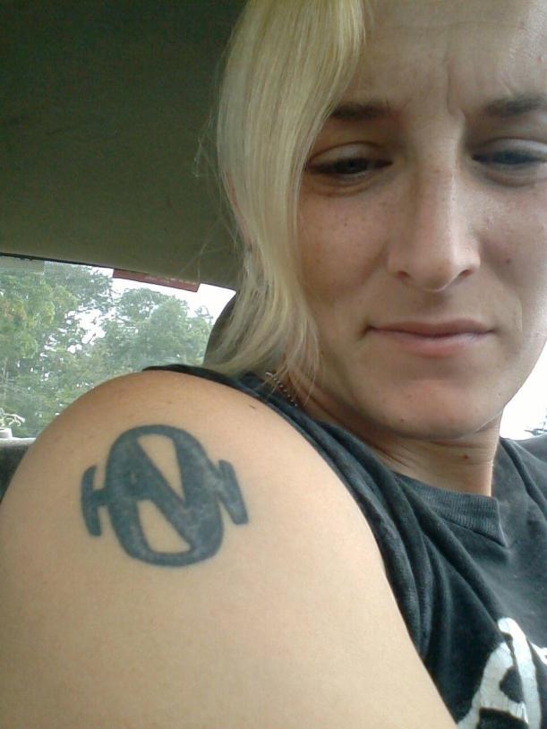Lacey's Hanson Tattoo